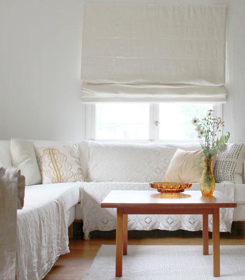 Белые шторы в интерьере: фото, советы по дизайну