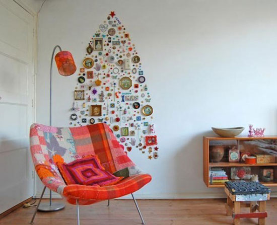 Декор пуговицами в интерьере: идеи