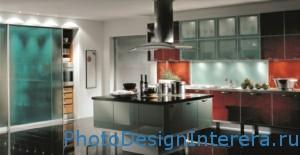 Дизайн интерьера современной кухни фото