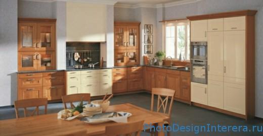 Качественный дизайн интерьера кухни фото