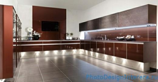 Модульный дизайн кухни фото