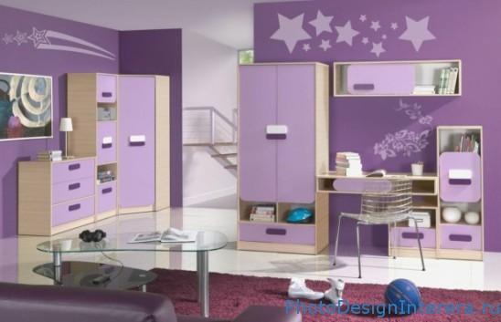 Фотографии красивой детской комнаты