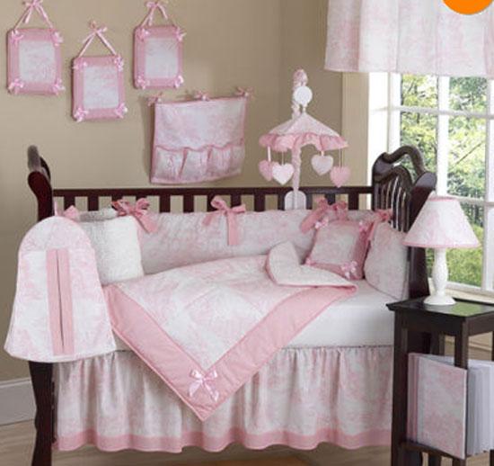 Детская кроватка с мягкими бортиками:как сшить бортики самостоятельно