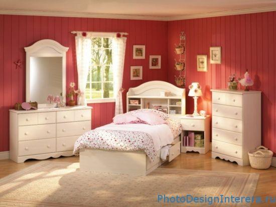 Дизайн интерьера комнаты для ребенка фото