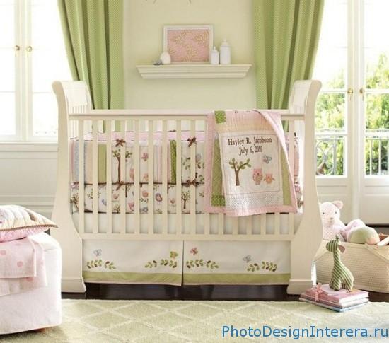 Детские комнаты. Дизайн детской комнаты фото
