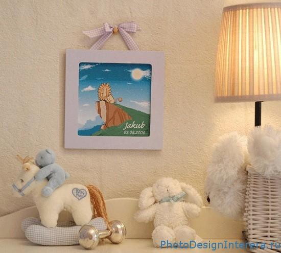 Дизайн детских комнат. Комнаты для детей фото