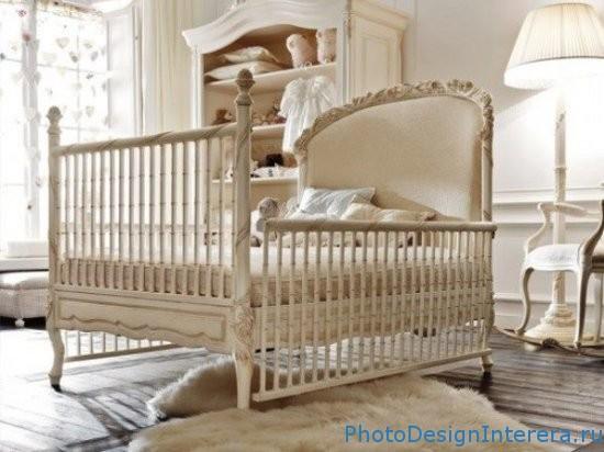 Детская кроватка фото