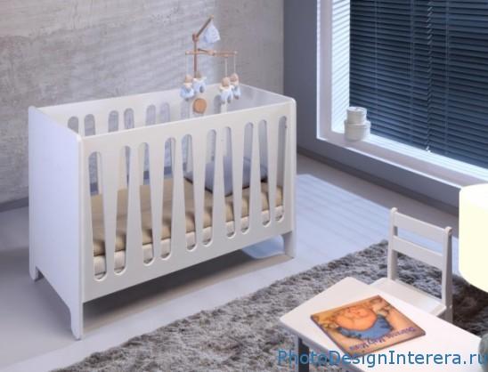 Выбор детской кроватки фото