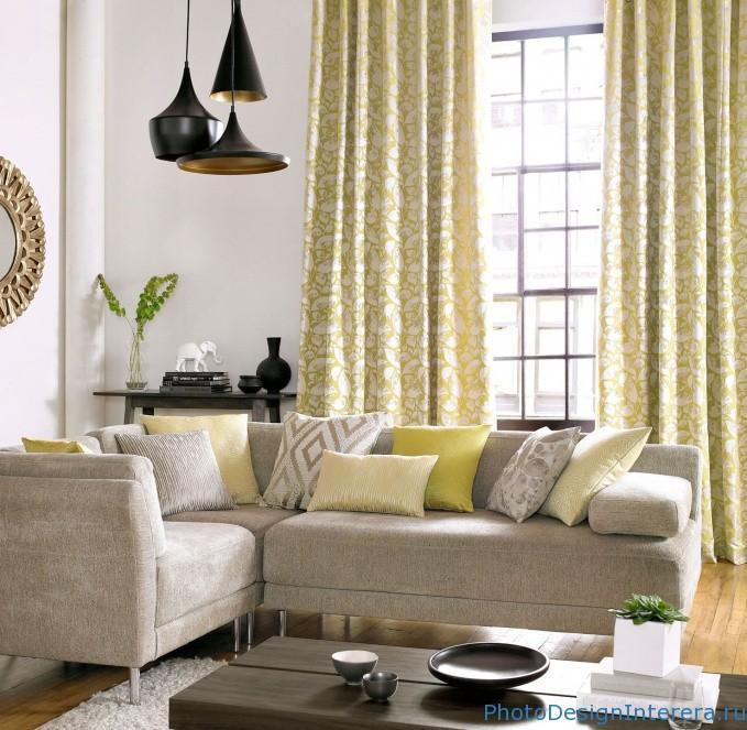 Гармония, легкость, качество: элитные ткани для создания модного и выразительного интерьера