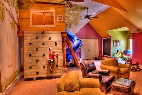 Дизайн детской комнаты в гостиной: фото и рекомендации