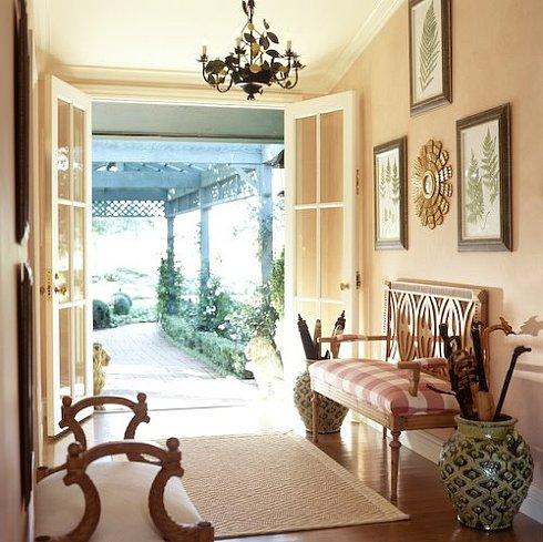 Дизайн прихожей в частном доме: фото, рекомендации