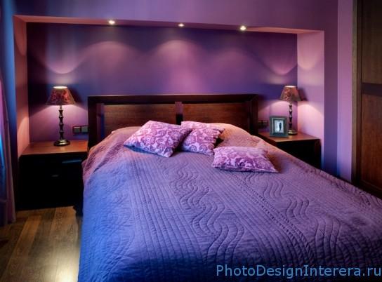 Дизайн интерьера спальни фотографии