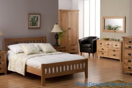 Как украсить дизайн спальни?