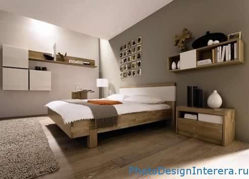 Дизайн красивой спальни фото. Украшение спальни