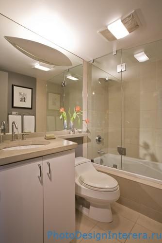 Дизайн интерьера плитки в ванной комнате фото