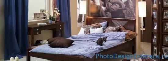 Выбор цвета для интерьера спальни
