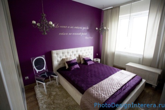 Выбор цвета для интерьера спальни фото