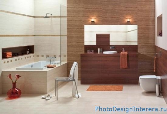 Ванная и душевая кабина дизайн ванной комнаты фото