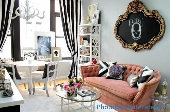 Дизайн стильной спальни фото
