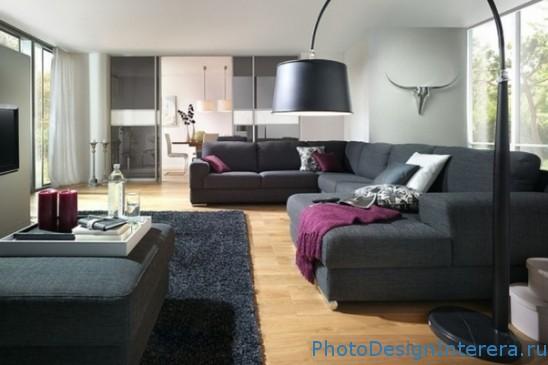 Как создать красивый дизайн интерьера гостиной?