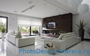 Современные интерьеры гостиной фото