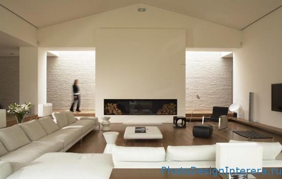 Уютный интерьер гостиной фото