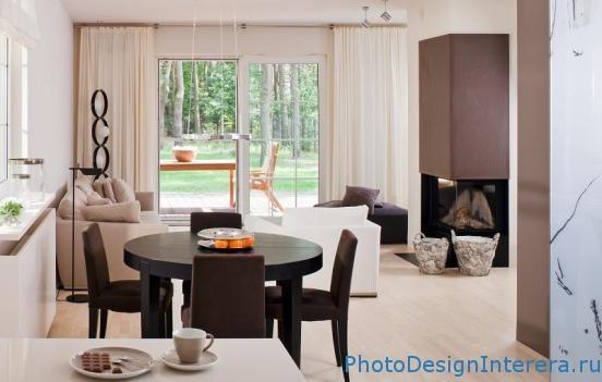 Как украсить гостиную фото