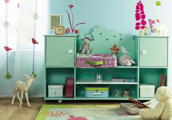 Игровая зона в детской комнате: фото и идеи оформления