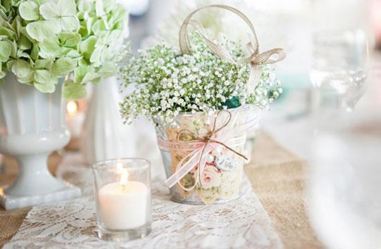 Как украсить свадебный стол: идеи декора свадебного стола