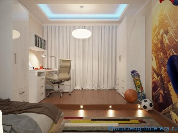 Как создать элегантный интерьер комнаты с помощью света