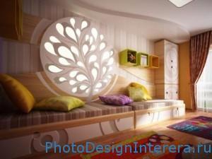Как украсить комнату для ребенка? фото