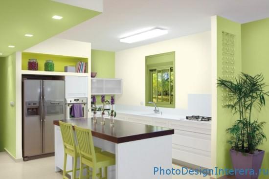 Как расширить кухонное пространство.