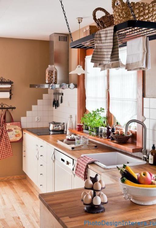 Современный дизайн кухни совмещенный со столовой фото