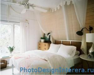 Дизайн спальной комнаты на лето фото