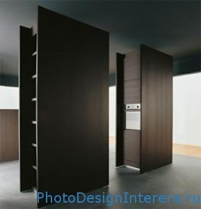 Современный дизайн кухни фото. Роскошная маленькая кухня