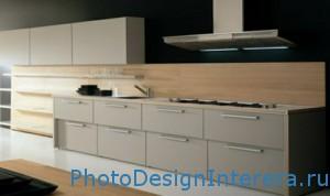 Стильная мебель для кухни фото