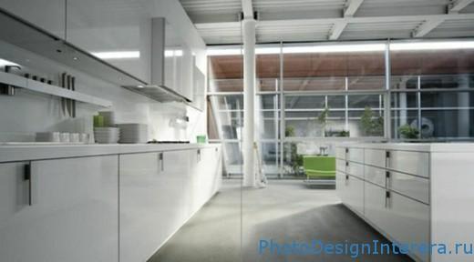 Дизайн интерьера и фотографии кухонь