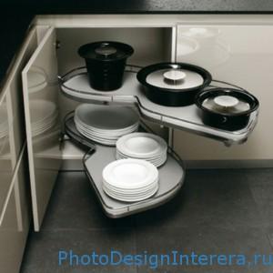 Мебель для маленьких кухней фото