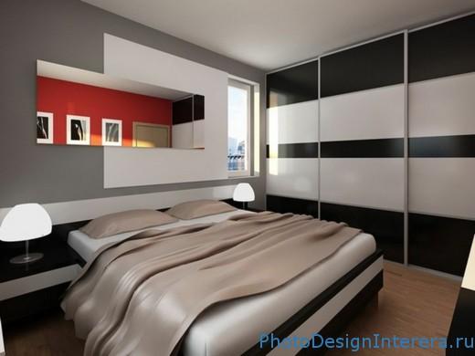 Дизайн интерьера маленьких спальней фото
