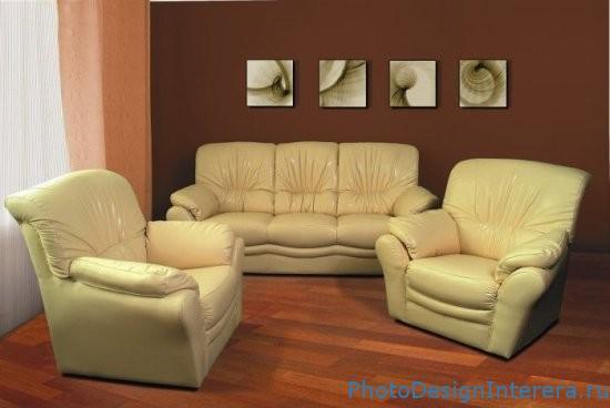 Мягкая мебель от мебельной фабрики «Березка»