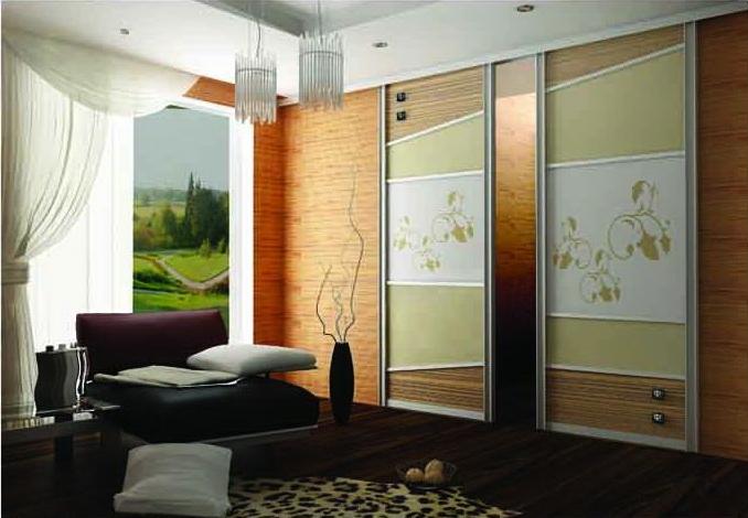 Межкомнатные двери-купе: планируем дизайн и изучаем механизм
