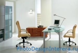 Купить современную офисную мебель фото