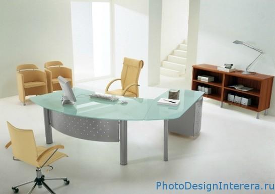 Купить современную и стильную офисную мебель фото