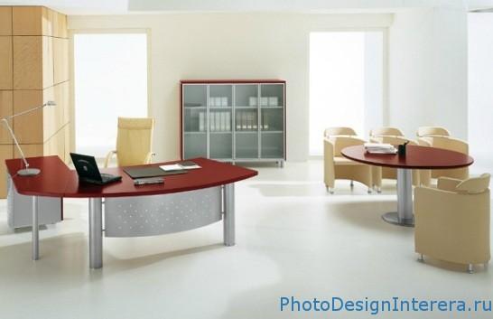 Мебель для офиса фото. Фотографии офисной мебели.