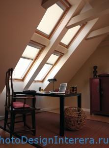 Дизайн интерьера домашних офисов и кабинетов фото