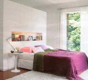 Оформление ниши в стене: фото, правила, рекомендации