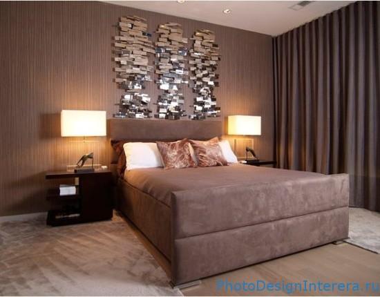 Правильное освещение в спальне фото