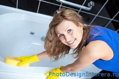 Способы борьбы с плесенью и с грибком в ванной комнате фото