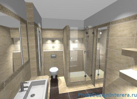 Как выбрать плитку для отделки стен и пола в ванной?