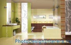 Секреты выбора плитки в ванную